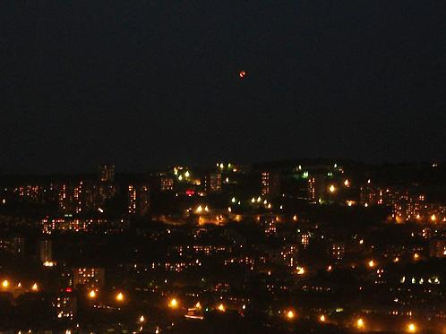 Владимир что за огоньки летели сегодня над москвой фестиваль