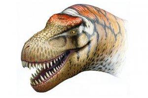 Zhuchengtyrannus magnus - родственник тарбозавра из Китая